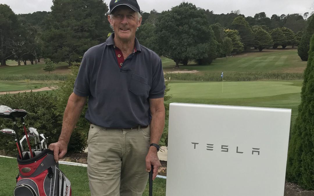 Golf Day to Support Renewable Energy Education