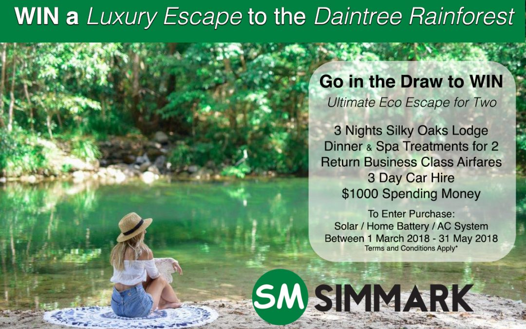 Ultimate Eco Escape Giveaway