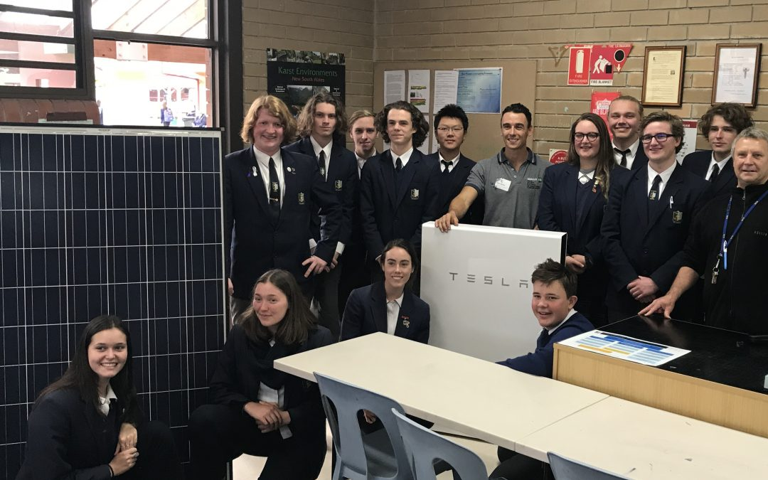 Inspiring Future Renewable Energy Leaders!