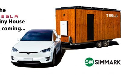 Tesla Tiny House is Coming….