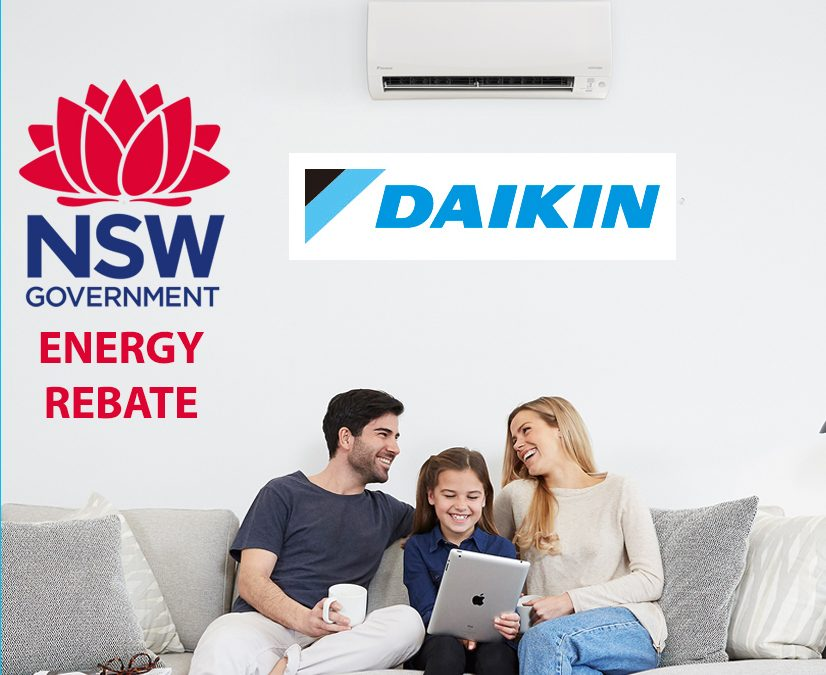New NSW Government AC Discounts for Households & Small Business