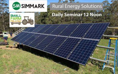 Free Rural Energy Seminar
