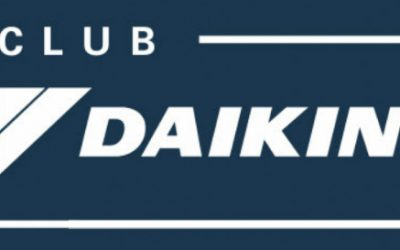 Simmark Achieves CLUB DAIKIN Status
