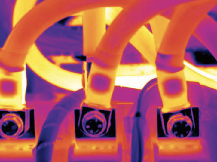 Simmark Enters Thermography Market