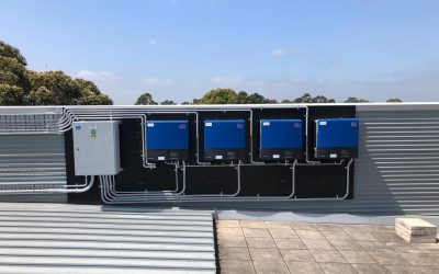 SHOALHAVEN ENTERTAINMENT CENTRE PV SYSTEM