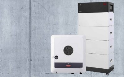 Simmark Offers True 3 Phase Back-Up with Fronius/BYD